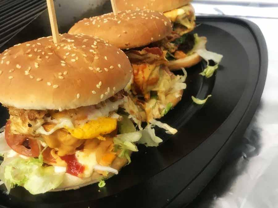 Brasserie Sassnitz Burger